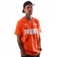 Puma ANR Tee 576550 T shirt Scarlet Ibis