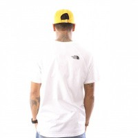 Afbeelding van The North Face M S/S Rag Si Do Tee T93BQQFN4 T shirt Tnf White