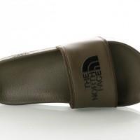 Afbeelding van The North Face M BC SLIDE II T93FWO5UA slippers TARMAC GREEN/TNF BLACK