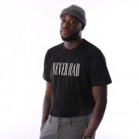 Afbeelding van Aristoteles Never Had T-shirt NHT01 Black / White