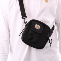 Afbeelding van Carhartt WIP Essentials Bag, Small I006285 Schoudertas Black