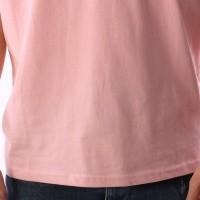 Afbeelding van Kappa 303LRZO-956 T-shirt Authentic Estessi Pink/black