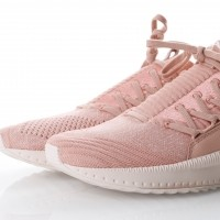 Afbeelding van Puma Ladies 365489-06 Sneakers Tsugi jun Roze