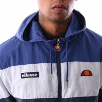 Afbeelding van Ellesse MATTAR SHY05236 Trainingsjack DRESS BLUES / FIRE CRACKER / FANFAIR