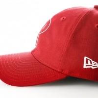 Afbeelding van New Era Post Grad Pack 9Twenty Philadelphia Phillies 80635884 Dad Cap Offical Team Colour Mlb