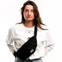 Go-Britain Compartment Gbb01 Fanny Pack (Heuptas) Black