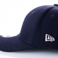 Afbeelding van New Era Mlb The League Seattle Mariners 10047550 Dad Cap Official Team Colour Mlb