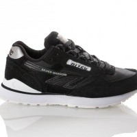 Afbeelding van Hi-Tec SILVER SHADOW O006911 / 021 Sneakers Black/Cool Grey