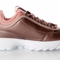 Afbeelding van Fila Disruptor MM low wmn 1010442 Sneakers ash rosegold