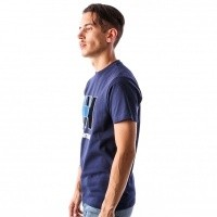 Afbeelding van Helly Hansen 53165-503 T-shirt HH Logo Blauw