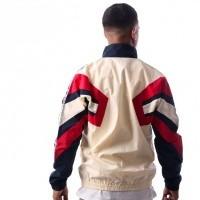 Afbeelding van Diadora track jacket mvb 502173618 Track Jacket ivory white