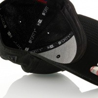 Afbeelding van New Era LEAGUE ESSENTIAL 9FORTY LOS ANGELES DODGERS 80636011 dadcap BLACK/BLACK MLB