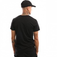 Afbeelding van Levi`S Graphic Set-In Neck 2 22491-0491 T Shirt Photo2 Mineral Black