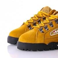 Afbeelding van Fila Trailblazer S wmn 1010483 Sneakers inca gold