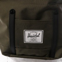 Afbeelding van Herschel Supply Retreat 10066-02262-OS Rugzak Forest Night/Black
