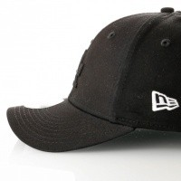 Afbeelding van New Era Kids League Essential 9Forty Los Angeles Dodgers 80635916 Dad Cap Black/Black Mlb