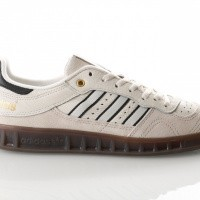 Afbeelding van Adidas HANDBALL TOP BD7626 Sneakers off white/carbon/clear brown