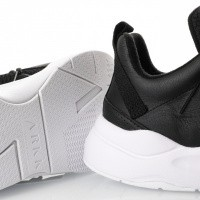 Afbeelding van Arkk Asymtrix Mesh F-Pro90 -M Ml3006-9924-M Sneakers Black Tornado