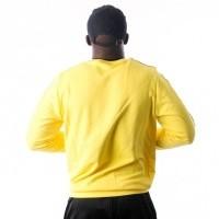 Afbeelding van Fila AREN Crew Sweat 682363 Crewneck vibrant yellow