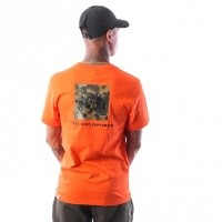 Afbeelding van The North Face M S/S RED BOX TEE T92TX2V0W T shirt PERSIAN ORANGE
