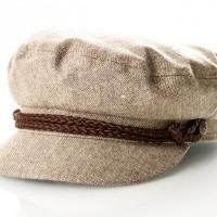 Afbeelding van Brixton FIDDLER CAP 4 Flatcap TOFFEE