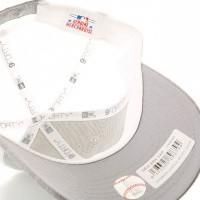 Afbeelding van New Era Summer League 9Forty 11945623 Trucker Cap Gray/Optic White New York Yankees