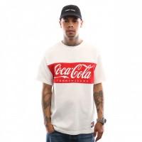 Tommy Hilfiger TJM Tommy X Coca Cola Tee DM0DM06692 T shirt Bright White