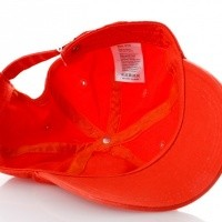 Afbeelding van Helly Hansen 67199-135 Dad cap Logo cap Oranje