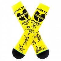 Afbeelding van Stance LICENSE TO ILL M556C18LIC sokken BLACK