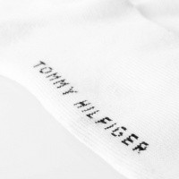 Afbeelding van Tommy Hilfiger TH FLAG 1P 481985001 sokken white