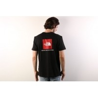 The North Face T92TX2-JK3 T-shirt Redbox Zwart