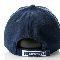 Afbeelding van New Era NFL THE LEAGUE DALLAS COWBOYS 10517887 dadcap Official Team Colour NFL