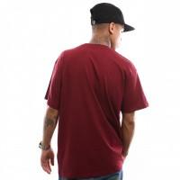 Afbeelding van Carhartt WIP S/S Script Embroidery T-Shirt I025778 T shirt Mulberry / Black