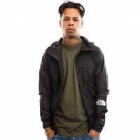 The North Face M Mnt Lht Windsh Jkt T93RYS Jas Tnf Black