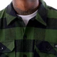 Afbeelding van Dickies 05 200142-PG Shirt Sacramento Pine green