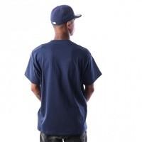Afbeelding van Carhartt WIP S/S C on C T-Shirt I025775 T-shirt Metro Blue