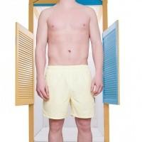 Afbeelding van Pockies Swimshort Lloret Yellow