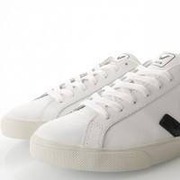 Afbeelding van Veja ESPLAR LOGO EO020005 Sneakers EXTRA WHITE / BLACK