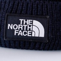 Afbeelding van The North Face TNF LOGO BOX CUFF BE T93FJXH2G Muts URBAN NAVY