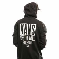 Afbeelding van Vans Type Stacker Over VA3HYJBLK Hooded Black