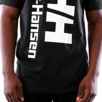 Afbeelding van Helly Hansen HH RETRO T-SHIRT 29662 T shirt BLACK