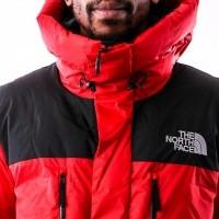 Afbeelding van The North Face M ORIG HIM GTX DOWN T93L2LKZ3 jas TNF RED/TNF BLACK