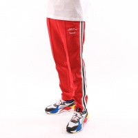 In Gold We Trust Logo Trackpant Fap-031 Trainingsbroek Red