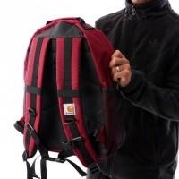 Afbeelding van Carhartt WIP Kickflip Backpack I006288 Rugzak Mulberry