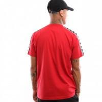 Afbeelding van Kappa 222 Banda Charlton 304KPR0-936 T shirt Red-Black-White