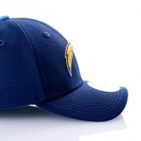 Afbeelding van New Era Nfl The League Los Angeles Chargers 10517870 Dad Cap Official Team Colour Nfl