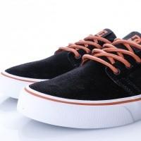 Afbeelding van DC TRASE SE M SHOE BC1 ADYS300173 sneakers black/caramel