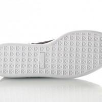 Afbeelding van Puma Ladies 365471-02 Sneakers Suede entwine Zwart