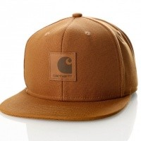 Carhartt WIP Logo Cap I023099 Snapback cap Hamilton Brown