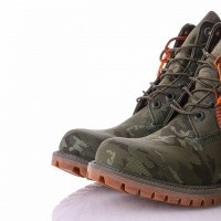 Afbeelding van Timberland 6 in Premium Fabric Boot TB0A1U9IA581 Sneakers GRAPE LEAF